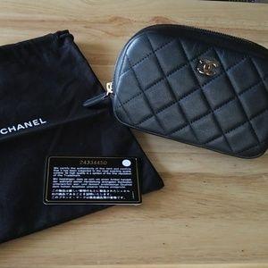 Chanel Small Makeup O-Case